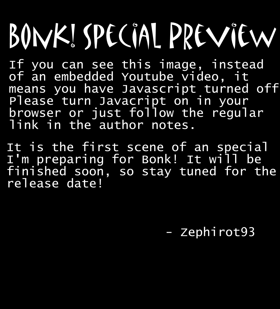 Bonk! Special Preview